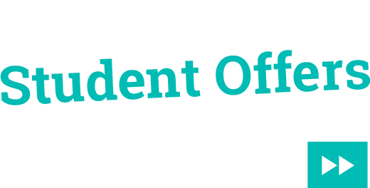 See all our student offers now