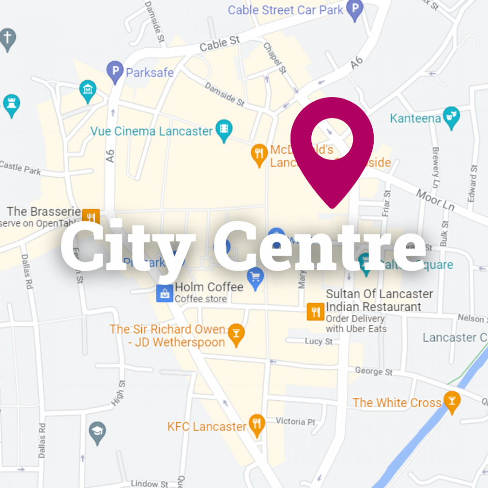 Guide to Best Student Areas in Lancaster