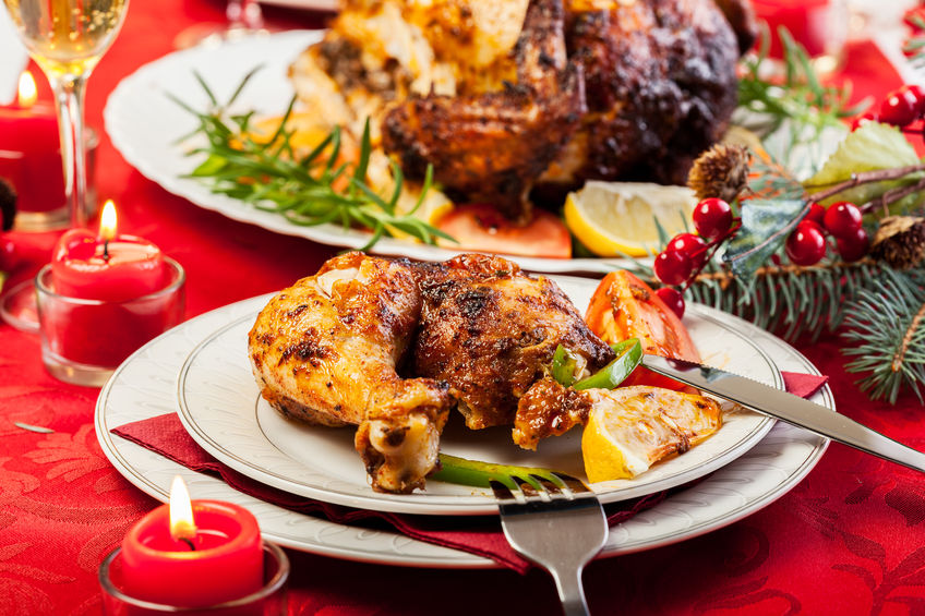 A Student's Guide to Cooking Christmas Dinner